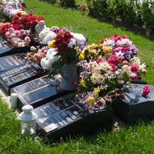 Cremated Remains Grave