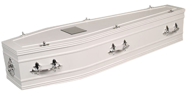 ToneWhitecoffin Crescent Funeral Services | Crescent Funeral Coffin Range