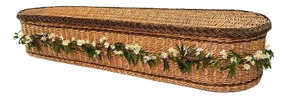 willowcoffin_burned Crescent Funeral Services | Crescent Funeral Coffin Range