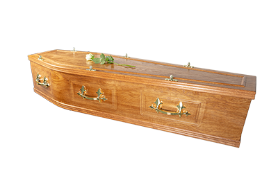 Crescent Way Coffin