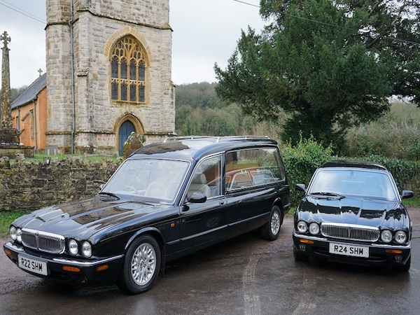 Our Classic Daimler Fleet