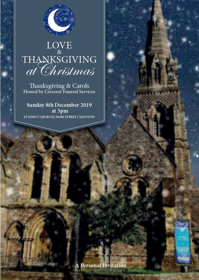 Thanksgiving and Carol Service