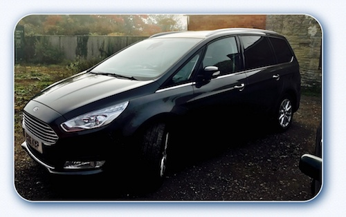 Our Ford Galaxy