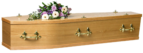 The Halway Coffin